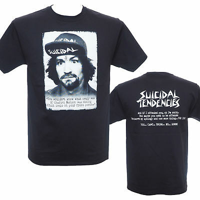 SUICIDAL TENDENCIES T-Shirt *Official* Charlie Charles (S-3XL)