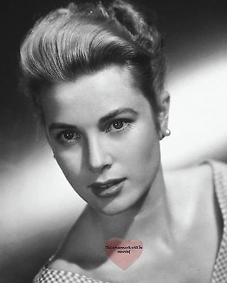 Celebrity 1950/'s Movie Star 8X10 GLOSSY PHOTO PICTURE IMAGE gk113 Grace Kelly