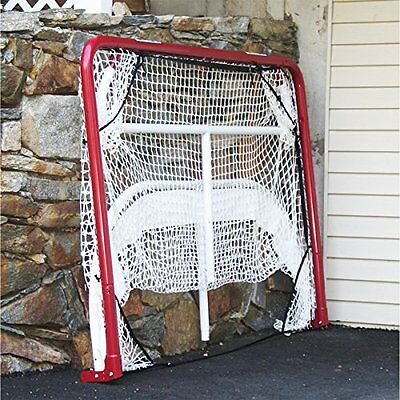 EZGoal Hockey Folding Pro Goal, 2-Inch,Red/White New High Quality Unique Playset