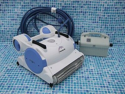 Maytronics Dolphin Thunder 20 PVC Poolroboter - Wand und Bodenreiniger