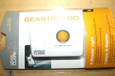 Lewis And ClarkGear Up amd Go E- Reader Light