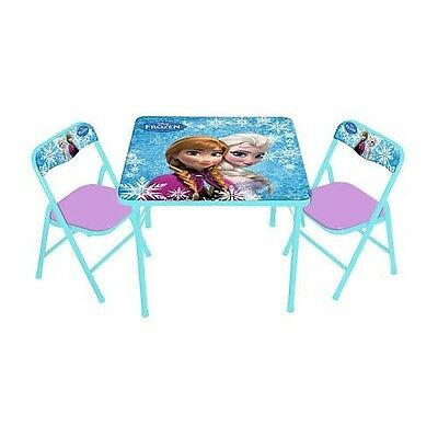 Kids Only Disney Frozen Activity Table and 2 Chair Set