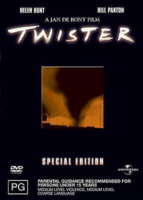 Twister (Special Edition) - DVD Region 4 Free Shipping!