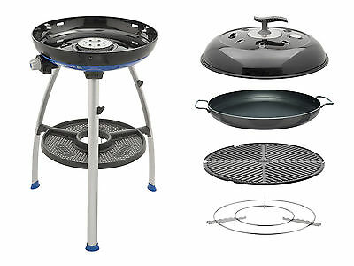 Cadac Carri Chef 2 Gas Barbecue - Paella Pan Combo