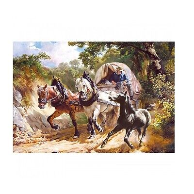 Puzzle 3000 Covered Wagon Castorland 300075