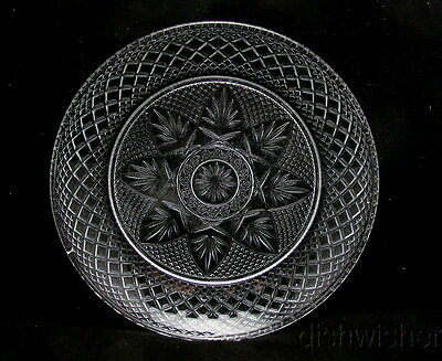 Cristal D'arques ANTIQUE CLEAR Luncheon Plate(s) 8 1/8""