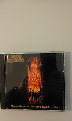 Amon Amarth - Once Sent From The Golden Hall -  Promo Cd