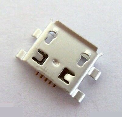 Connecteur à souder micro USB type B femelle / female connector for solder