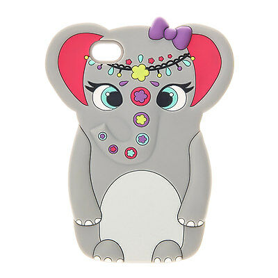 Claire's Girls and Womens Ethnic Elephant Phone Case