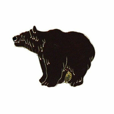 Grizzly Bear  Wildlife Animal Lapel Pin Badge .. New