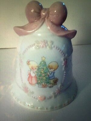 Precious Moments Christmas Bell