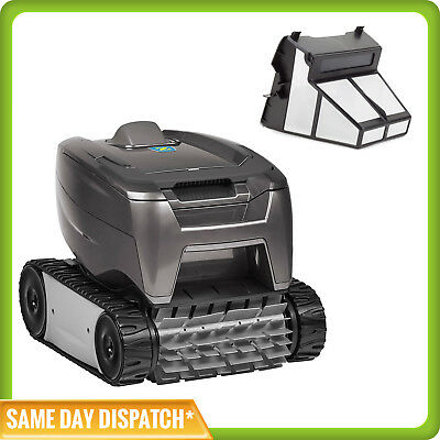 ZODIAC CX20 ROBOTIC POOL CLEANER. FLOOR - WALL - WATERLINE + 100 Micron Canister