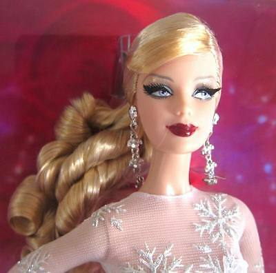 2008 Holiday Barbie Doll Special Occasion NRFB MINT Designed by Sharon Zuckerman