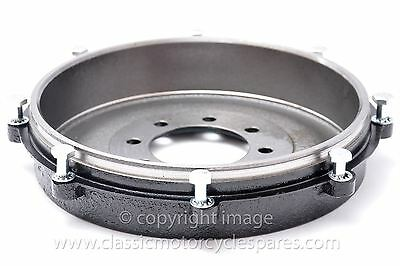 Brake Drum, Triumph T100 T120 T150 37-3585, 37-1498, BSA Rocket 3