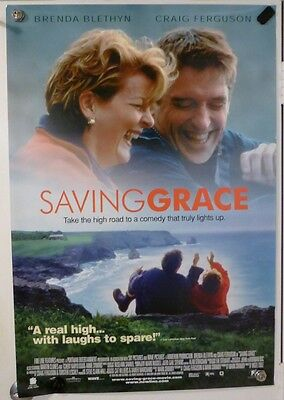 Saving Grace Rolled Movie Theater Poster