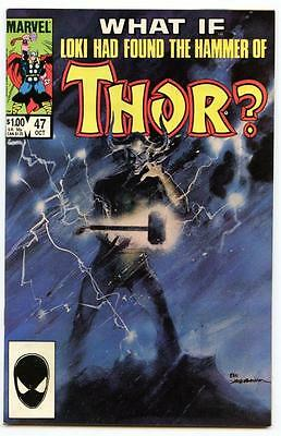 What If? #47 (1984) Marvel 9.0/9.2 VF/NM to NM