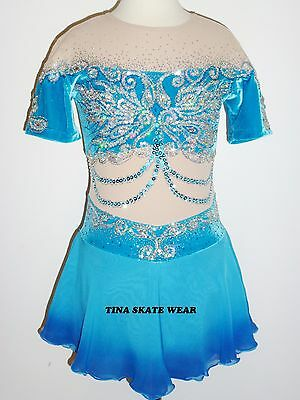 Custom Made To Fit Figure Skating /baton /twirling Costume