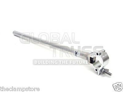 "Global Truss Jr Clamp Post 18"" Post for 35mm F23/F24 Truss 165 lb rating"