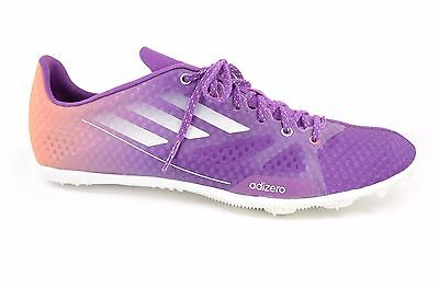 New Womens adidas Ambition Distance Track Spikes w/Wrench & Spikes sz 9