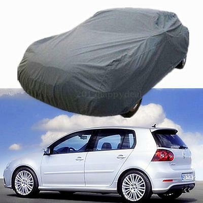 Waterproof Mid-size Layer Full Car Cover Outdoor Indoor Breathable UV Protection