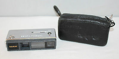 Yashica 16 EE - 1964 16mm camera - case/working