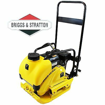 Masalta / RuggedMade MS90 Plate Compactor BRIGGS & STRATTON ENGINE
