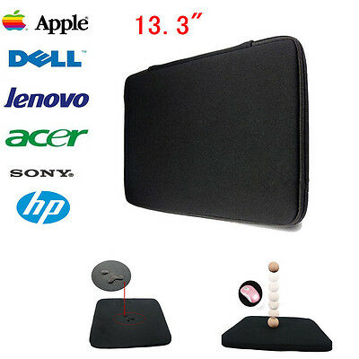 "13.3"" Laptop Stylish Sleeve Case Bag Cover For 13-inch Apple Macbook Pro Air UK"