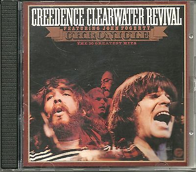 Creedence Clearwater Revival (CCR) Chronicle Vol.1 24 Karat GOLD CD no Slipcase