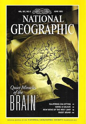 National Géographic(EN) VOL.187 NO.6 June 1995 Quiet Miracles Of The Brain,...