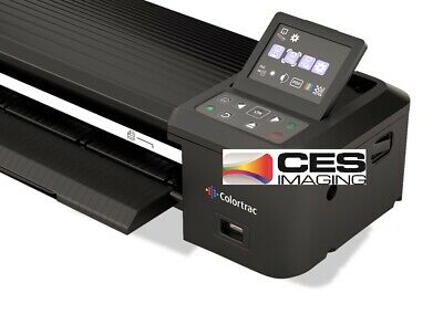 Colortrac SmartLF Scan 24-inch Wide Format Color Scanner Software and Hard Case