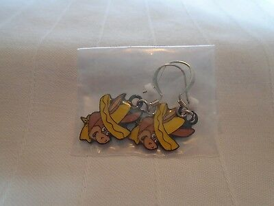 Hanna-Barbera Baba Looey Earrings