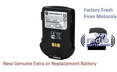 Motorola Bluetooth Wireless Remote Speaker Mic OEM Battery APX 7000 6000 (RSM)