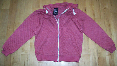 Boys Haywire Brick Red Hooded Top/Hoodie Size XL. Age 12-13.