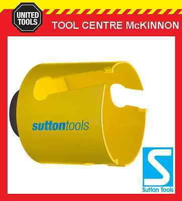 "SUTTON 76mm (3"") TCT MULTI-PURPOSE HOLESAW FOR WOOD, FIBRE CEMENT ETC"
