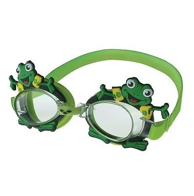 Arena - BUBBLE WORLD JUNIOR - OCCHIALINI NUOTO BIMBO/A - art.  9233920-VERDE