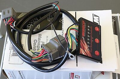 Wiseco FMC084 Fuel Management Injector Controller Kawasaki ZX14R 2006 2007 2008