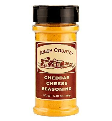 Amish Country Cheddar Cheese Popcorn Topping - Free Expedited Shipping!!