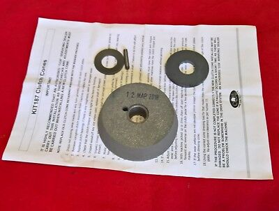 Cox Mower Drive Clutch Cone - Replaces OEM: Cox: CC2095GX , SKIT187 , KIT187