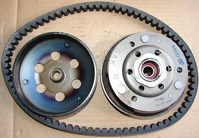 Sym Jet Euro X Euro-X 50 2007 07 Clutch Drum Bell Shoes Belt Fast Uk Post