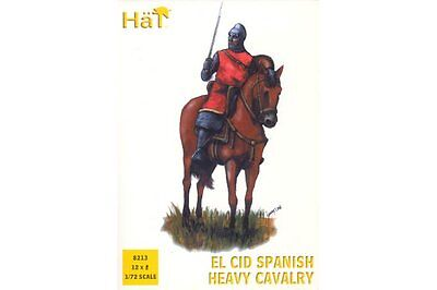 HaT 8213 1/72 El Cid Spanish Heavy Cavalry Hät
