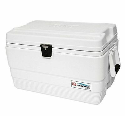 Igloo Marine Ultra Cooler (White, 54-Quart) (Japan Import) NUOVO