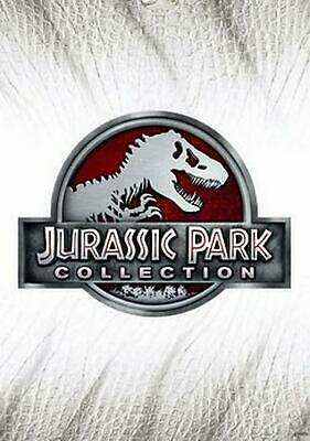Jurassic Park Collection - DVD-STANDARD Region 1 Free Shipping!