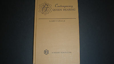 CONTEMPORARY QUEEN REARING HARRY H LAIDLAW 1979 1st ed HB BEEKEEPING APIARY HIVE
