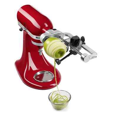 KitchenAid Spiralizer with Peel, Core, and Slice Stand Mixer Attachment
