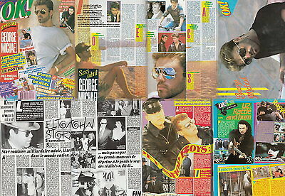 Ok Frankreich George Michael,Elton John,Pet Shop Boys,U2