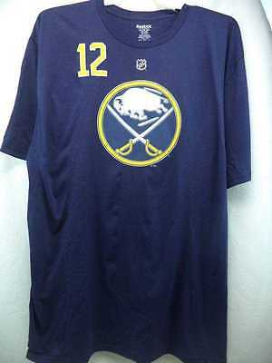 NHL Buffalo Sabres Gionta Ice Hockey Shirt Jersey Top