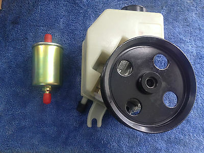 FORD FALCON BA, BF, FG & TERRITORY 6 cyl Power Steering Pump- Buy outtight