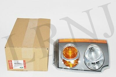 Land Rover Range Rover L322 03-05 Lh / Driver Side Front Turn Signal Light