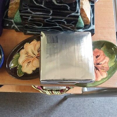 Sterling Silver  box by  W. T. Toghill & Co Birmingham (12)