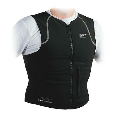 Oxford HotVest Motorcycle Lithium Battery Powered Heated Clothing | All Sizes